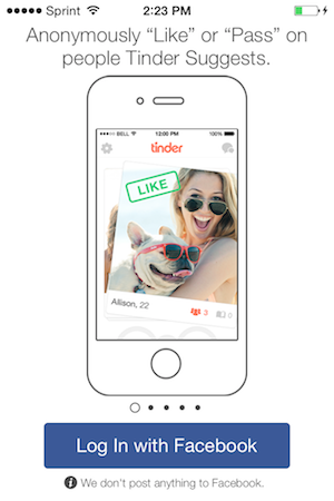 Fun with your friend's Facebook and Tinder sessions | Robert Heaton