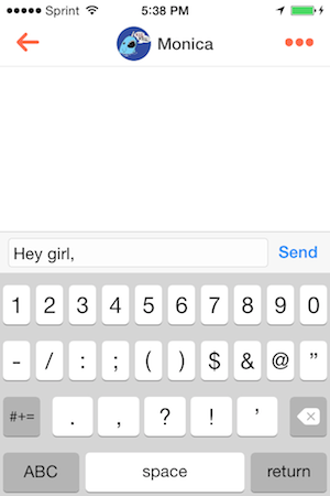Ios How to authenticate Tinder API using FB Access token